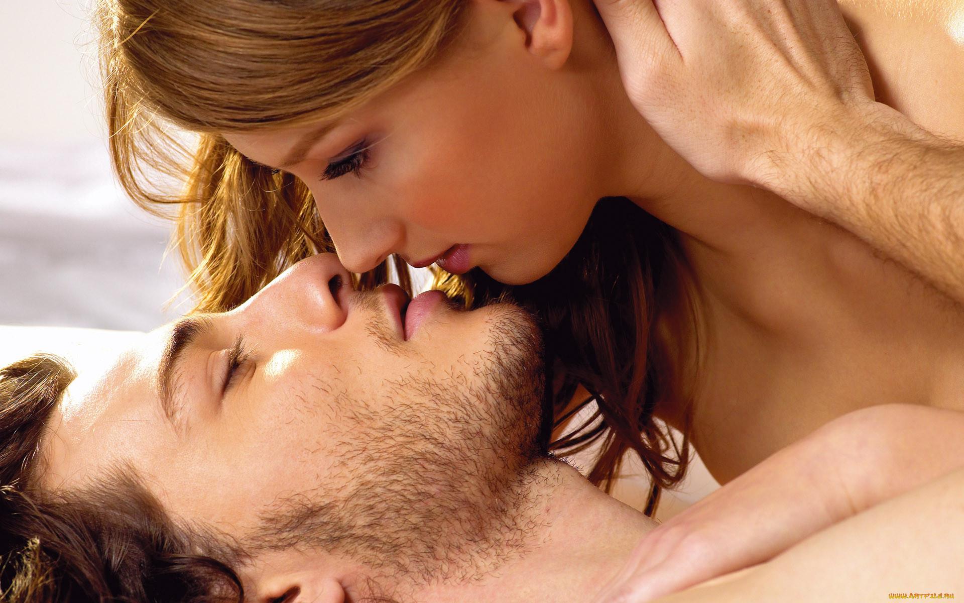 Мужчина Любит Женщину Секс